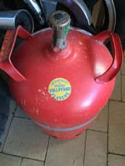 Gasflasche 11 kg rot