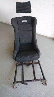 König-Sport-Schalensitz inkl VW-Konsole