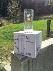 Original Bindung Seidel Gläser Bierkrug