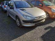 Peugeot 206 1 4 4-türig