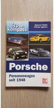 Buch Porsche Typenkompass