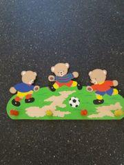 KinderGarderobe Bärle Fussball