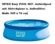 Runder easy Pool 305 x
