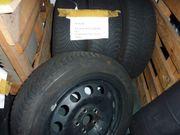 Winterräder 205-55-16 -91-H - Michelin Reifen