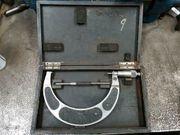 Mikrometerschraube Bügelmessschraube Mahr top