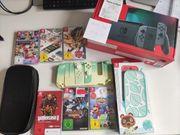 TOP Nintendo Switch Marios Tasche