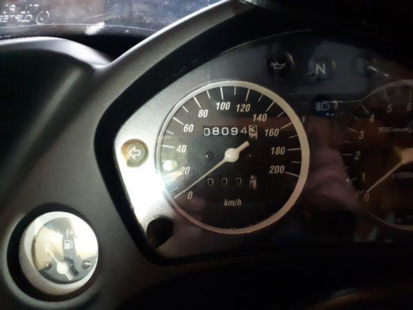 Honda Transalp 650V