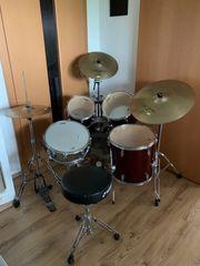 Schlagzeug Sonor 507