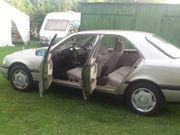 Sehr schöner wenig gefahrener Mercedes