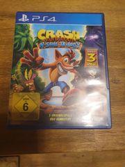 Crash Bandicoot Trilogy Ps4