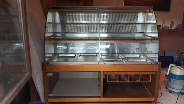 Kühlvitrine für Gastronomie