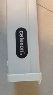celexon Professional Leinwand mit Motor