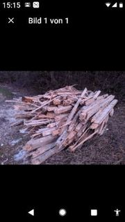 Brennholz abzugeben