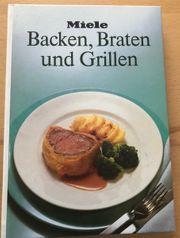 Buch Miele für Backofen Braten