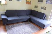 Großes Ecksofa Couch Wohnlandschaft