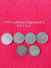 1970 2 pfennig