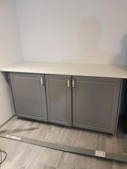 Kleine Ikea Küchenzeile 185cm breite