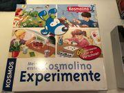 Kosmolino Experimente