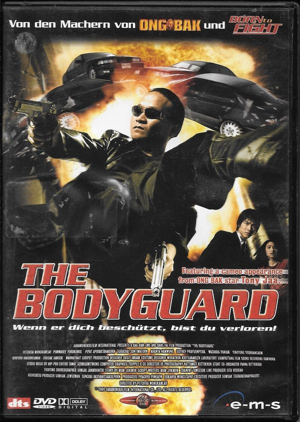 DVD The Bodyguard