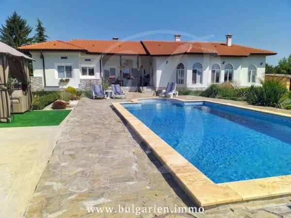 Ausgezeichnetes Haus mit Pool 25min