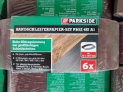 Restposten Schleifband Schleifbänder Schleifpapier Bandschleiferpapier