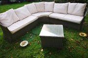Couch für den Garten