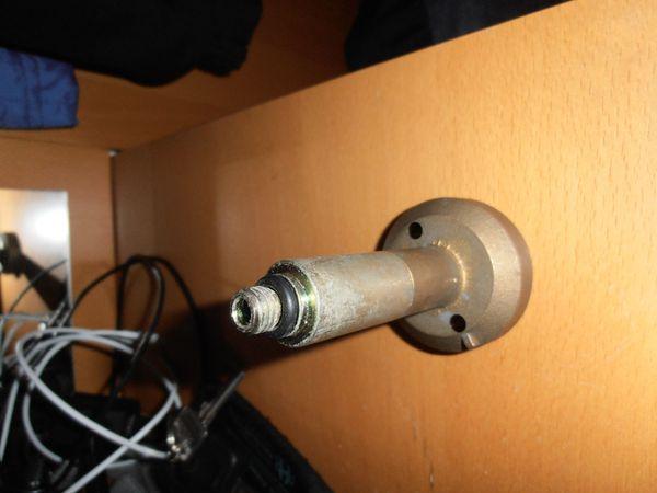 Ein Dish Gas LPG Tankadapter