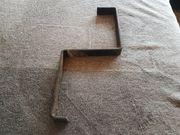 6 Balkonkasten Halterungen aus Eisen