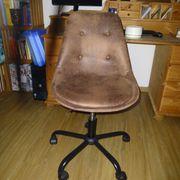 Bürostuhl Donny - Schreibtischstuhl - gepolstert - neuwertig