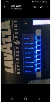 lavazza point vollautomat