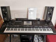Yamaha GENOS mit Software-Version 2