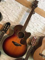 Westerngitarre Yamaha FJX730SC BS