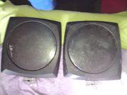 2 Tama Techstar E-Drumpads