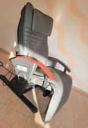 Massagesessel Alfa Techno für Rücken und