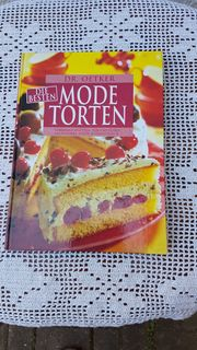 Neuwertiges modernes Backbuch Die besten