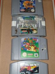 Nintendo 64 Spiele N 64
