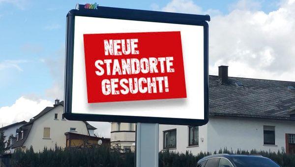 Werbefläche in Magdeburg vermieten bis
