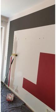 Maler Malerarbeiten Wände Streichen neue