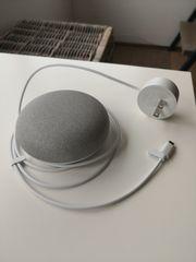 Google Home Mini Kreide Neu