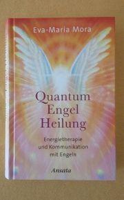 """Gebraucht, Buch """"Quantum Engel Heilung"""" gebraucht kaufen  Esslingen am Neckar Mettingen"""