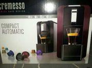 Set Kaffeekapselmaschine mit Teeautomat Spezial