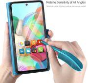 Samsung Galaxy A71 Hülle Schutzfolie