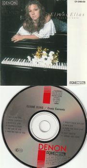 80 s CD Album - Eliane