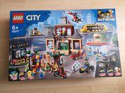LEGO City 60271 Stadtplatz NEU