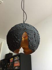2 ausgefallene Lampen Hängelampe und