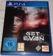 Für PS4 Get Even