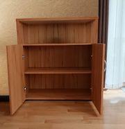 Kommode TV-Unterschrank 75x81x35 2 Schränke