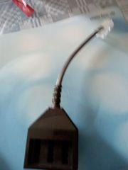 DSL LAN Netzwerk Y Kabel
