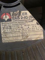 Massivdrahtelektrode Schweißdraht Edelstahl EAS 2-IG