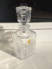 Karaffe Bleikristall 27 cm hoch